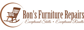 Logo - Ron's Furniture Repairs, Kaneohe, Hawaii