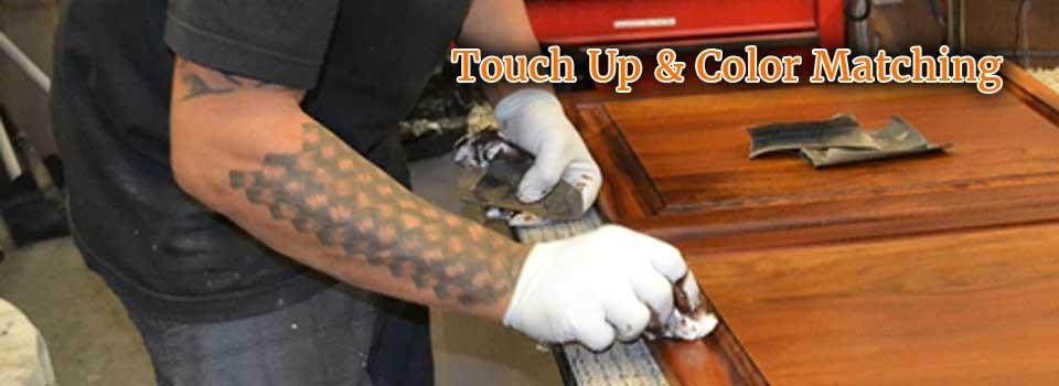 Ron S Furniture Repairs Kaneohe Hawaii Veneer Installation Refinishing And Color Matching