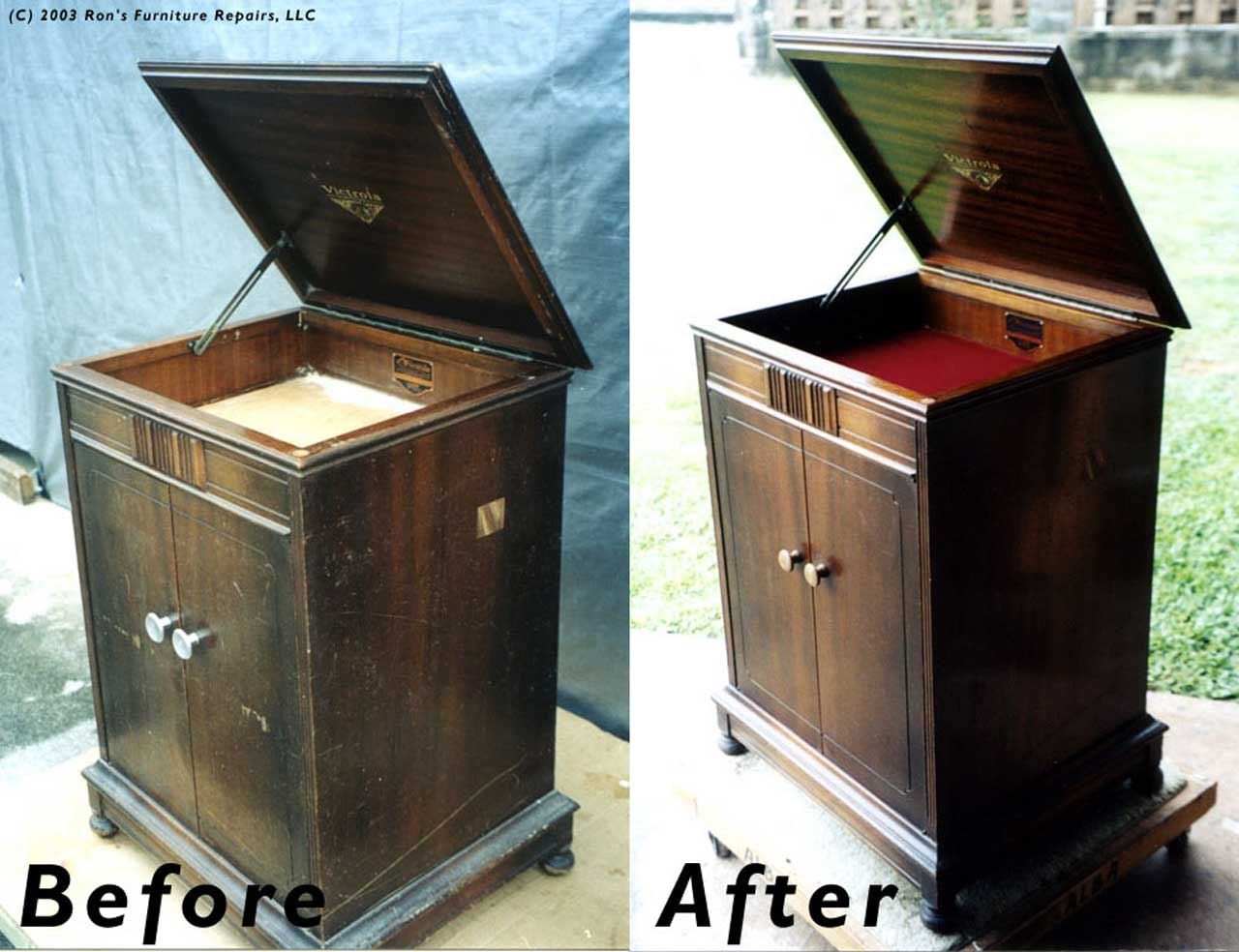 Dr Woodwell S Wood Elixir Ron S Furniture Repairs