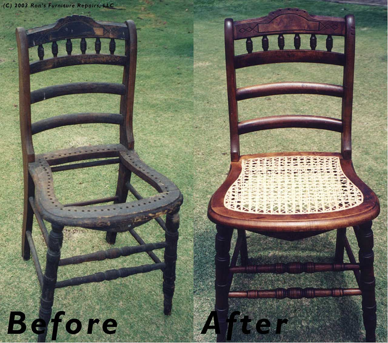 Gentil 100 Year Old Chair Restored Using Only Dr. Woodwellu0027s Wood Elixir